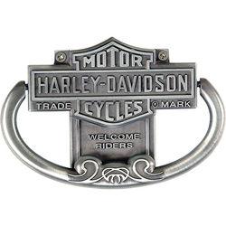 Harley-Davidson Bar and Shield Door Knocker