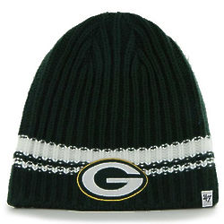 Men's Green Bay Packers Ontario Knit Beanie