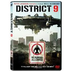 District 9 Single Disc Edition DVD