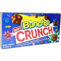 Nestle Buncha Crunch Theater Size Box