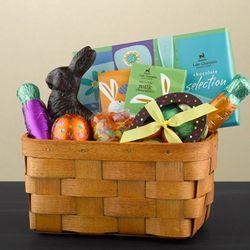 Ultimate Gourmet Chocolate Easter Basket