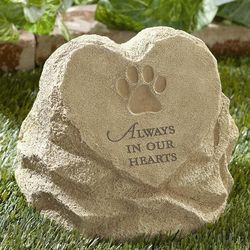 Rock Shaped Urn for Pet Ashes