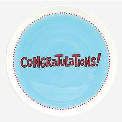 Congratulations Platter and Pen