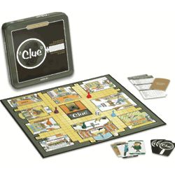 Clue Nostalgia Tin Edition