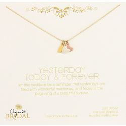 Bridal Yesterday, Today and Forever Necklace