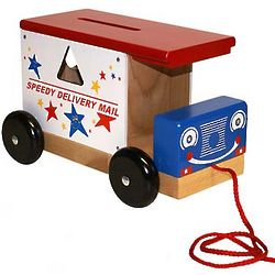 Holgate Mail Truck Toy