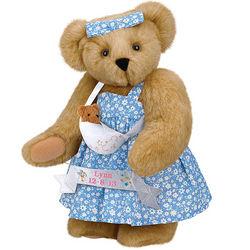 Proud New Mama Teddy Bear