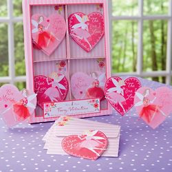 Fairy Fun Valentine Cards