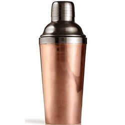 Legacy Copper Cocktail Shaker