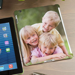 Personalized Precious Pictures Photo iPad Case
