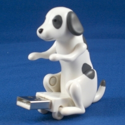 Dalmatian USB Humping Dog