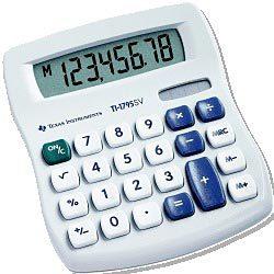 Mini Desk Calculator