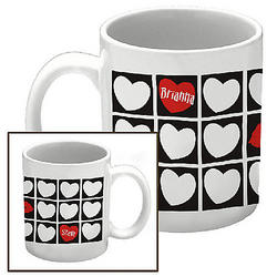 Kissed My Heart Mug