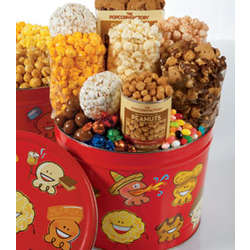 Popcorn Pals 2 Gallon Snack Assortment