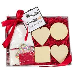 Naked Cookies Gift Box