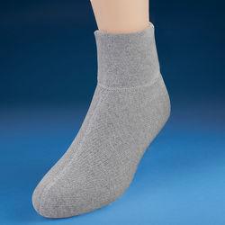 Angora Bed Socks