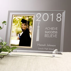 Personalized Graduation Inspiration Picture Frame