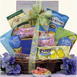 Happy Easter Sugar Free Gift Basket