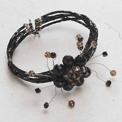 Bejeweled Wristlet Bracelet