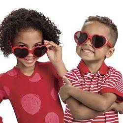 Heart Sunglasses for Kids