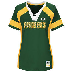 Women's Green Bay Packers Draft Me T-Shirt