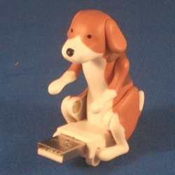 Beagle USB Humping Dog