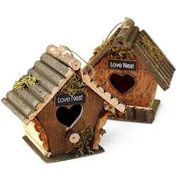 Love Nest Mini Bird House