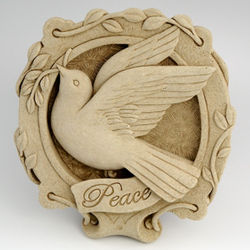 Dove of Peace Stone