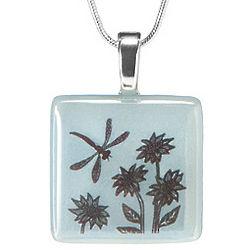 Glow-In-The-Dark Windshield Necklace