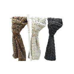 Luxury Faux Fur Super-Soft & Cozy Scarf