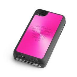 Pink iPhone Keyboard Case