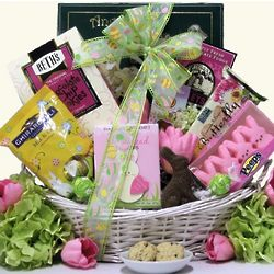 Divine Easter Sweets Gift Basket