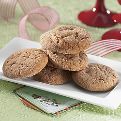 Gluten Free Ginger Spice Cookies