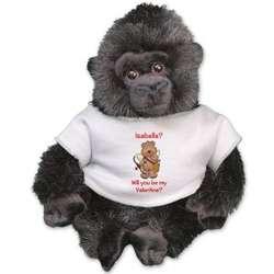 Personalized Cupid Gorilla