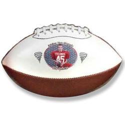 Personalized Mini Photo Football Trophy