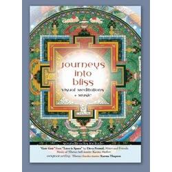 Journey Into Bliss Visual Meditations and Music DVD