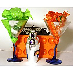 Halloween Cocktail Gift Set for Two