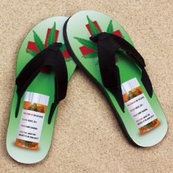 Personalized Self Medication Pro Fit Sandals