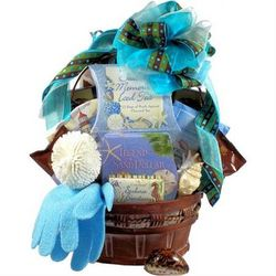 By The Sea Relaxation Spa Basket