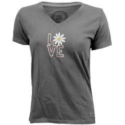 Women's Daisy Love Crusher T-Shirt