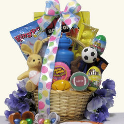 Egg-streme Sports Easter Basket