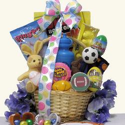 Egg-streme Sports Easter Basket