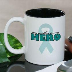 My Hero Awareness Coffee Mug