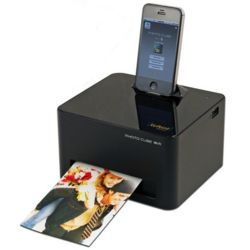 iPhone, iPad, and Photo Cube Printer Dock
