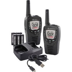 UHF FM Water Resistant 2-Way Radio with 23 Mile Range