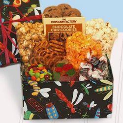 Bug Box Sampler of Snacks