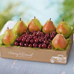 Royal Riviera Pears & Cherry-Oh! Cherries Gift Box