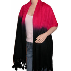 Ombre Pashmina Large Shawl Wrap for Women