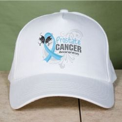 Prostate Cancer Awareness Cap