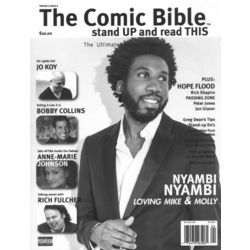The Comic Bible Magazine Subscription
